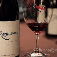 Tulalip signature wine glass