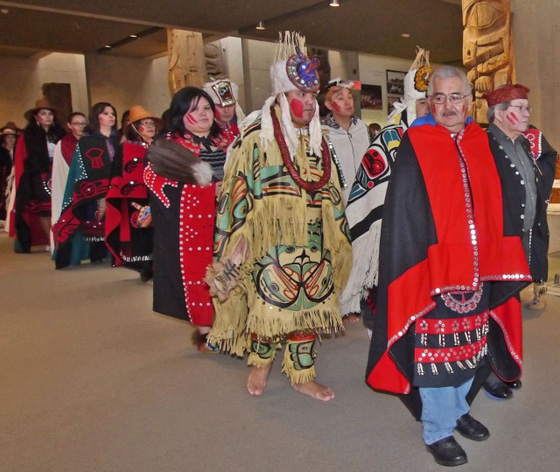 Urban Heiltsuk Dance Group