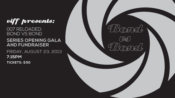 007 Reloaded Gala poster