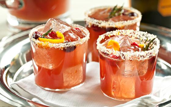 Edible Canada cocktails