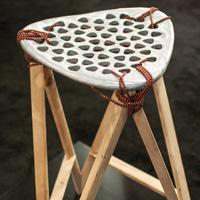 Isosceles stool
