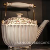 Neverland tea pot