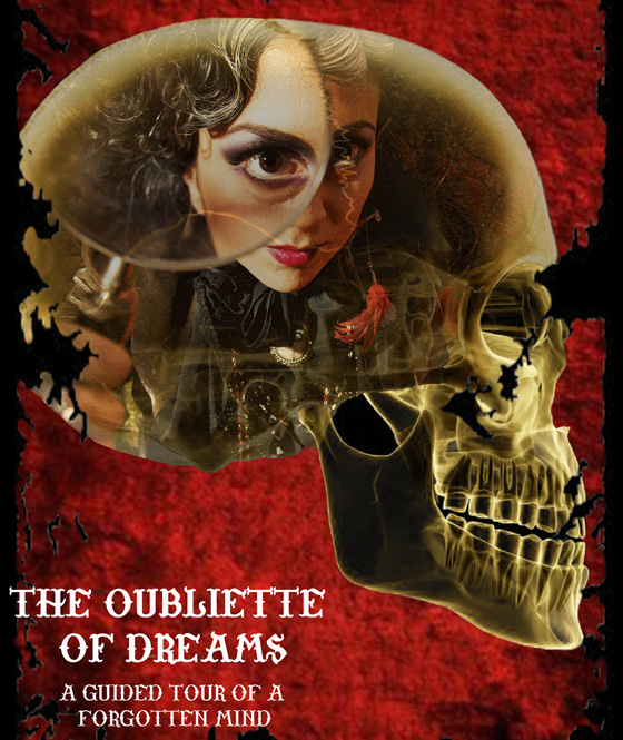 Oubliette of Dreams poster detail