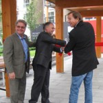 UBC Sustainable Housing: Sail Grand Opening Ceremony