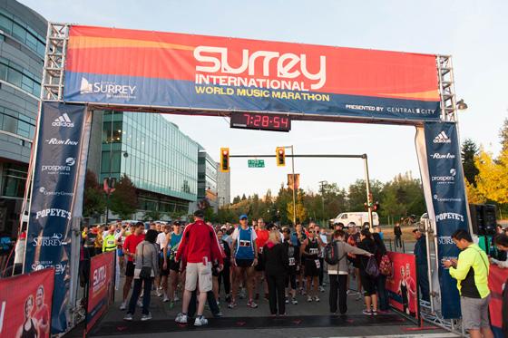 Surrey World Music Marathon