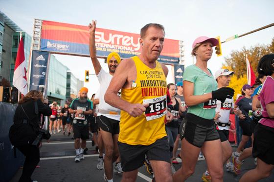 Surrey Marathon