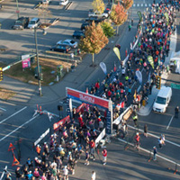 2012 Surrey Marathon overview photo