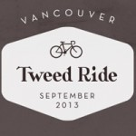 Fourth Annual Vancouver Tweed Ride