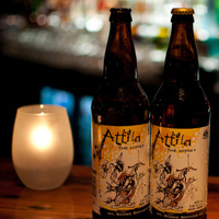 Attila honey beer