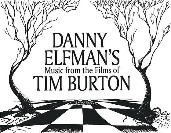 Elfman Burton poster