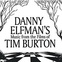Elfman Burton poster detail