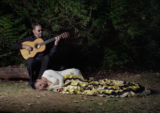 Flamenco Rosario: Victor Kolstee, Rosario Ancer; photo by VNB Photo