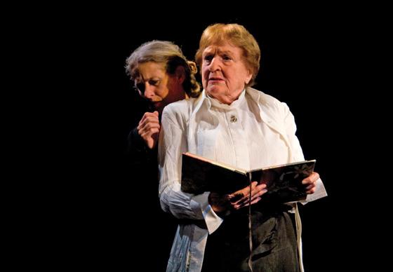 Margie Gillis, Elizabeth Parrish2