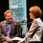 Philip Glass Interviewed by Wachtel on the Arts at UBC's Chan Centre