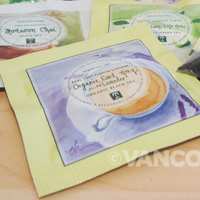Tealeaves tea sampler