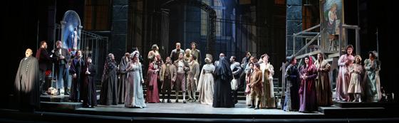 Tosca cast