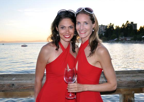 Michelle and Michaela