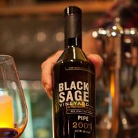 Black Sage Vineyards Pipe