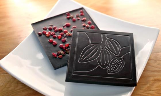 East Van Roasters chocolate