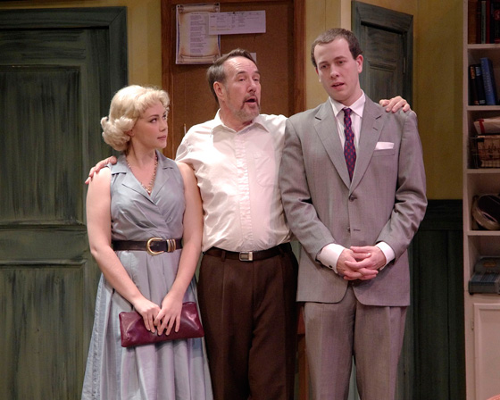 Julie Casselman, David Wallace, Cory Haas