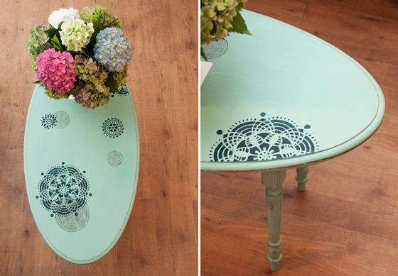 Jamie Smith coffee table
