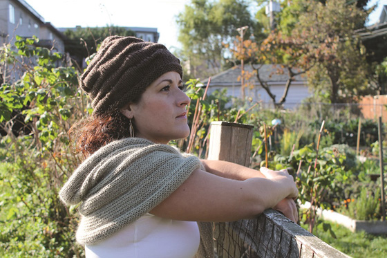Melon Head Knit Wear; photo by Monica Miller