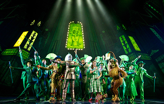 The Company in The Land of Oz