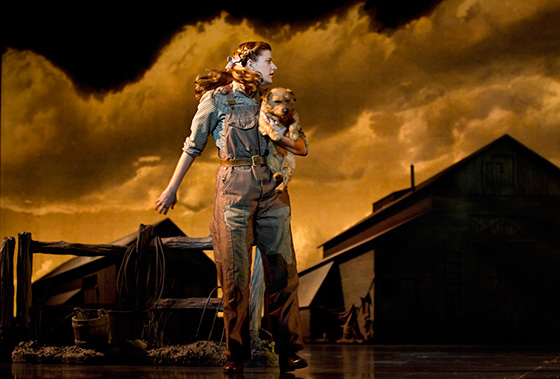 Danielle Wade as Dorothy