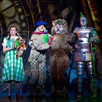 Broadway Across Canada's Wizard of Oz cast