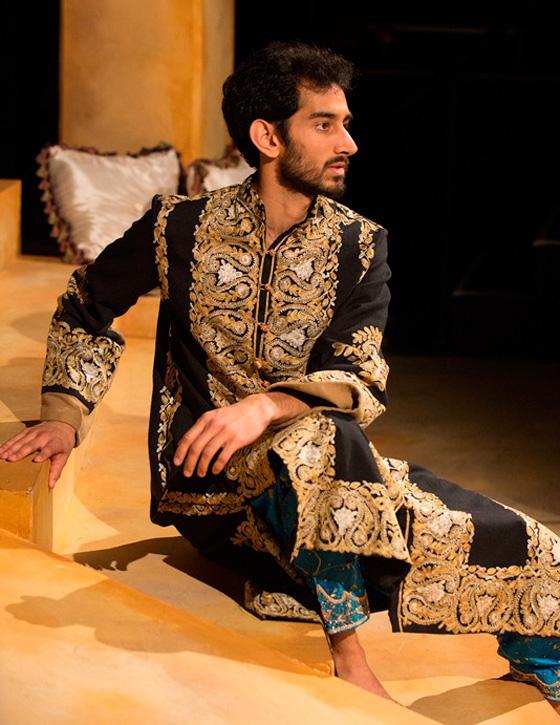Chirag as Jai Rao in Perfect