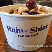 Rain or Shine ice cream