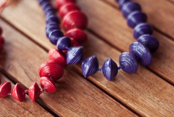 Shanti Uganda necklaces