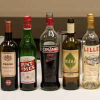 All About Grapes in Cocktails beverage assortment