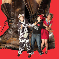 Jack and the Beanstalk: an East Van Panto
