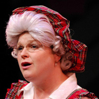 Elizabeth Bowen in Mrs. Claus' Kitchen
