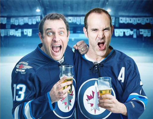 Hockey Night at the Puck and Pickle Pub
