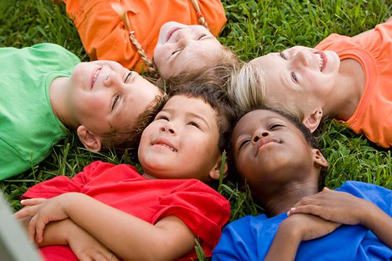 Kidsafe children in group