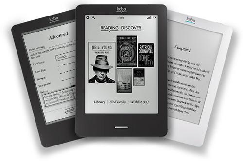 Kobo readers