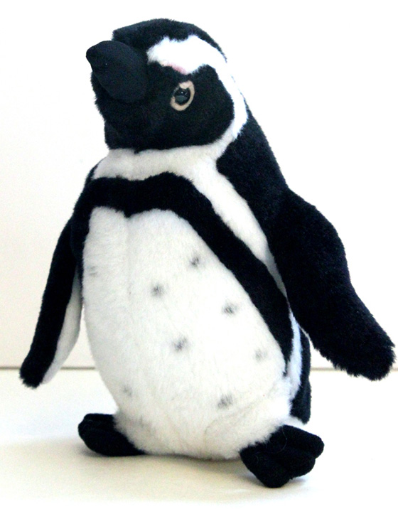 Penguin for Toy Mountain Project
