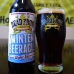 Winter Brew: Dead Frog Brewing's Winter Beeracle Winter Ale