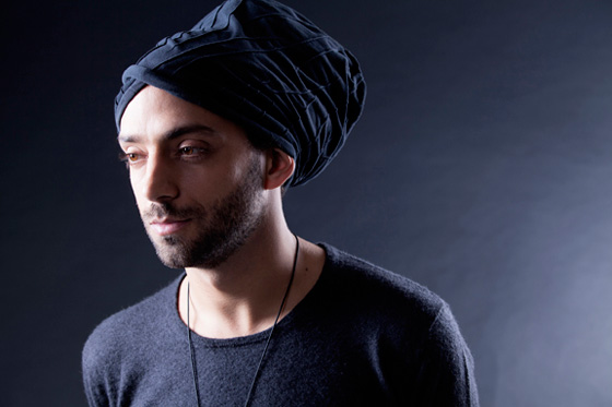 Idan Raichel; photo by Eldad Rafaeli