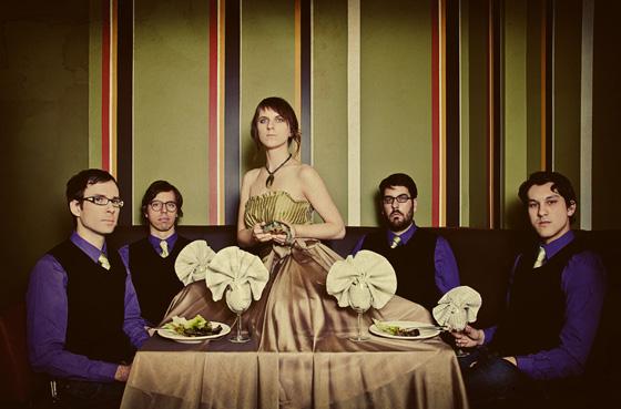 Lakefield Music band photo