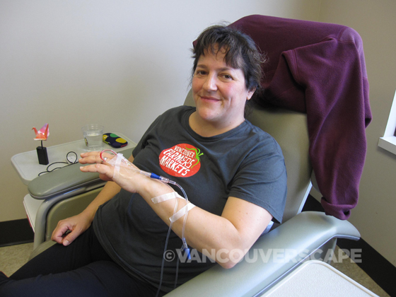 Blogging through cancer