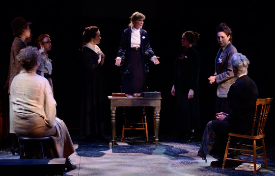 Vital Spark Theatre's Rebel Women
