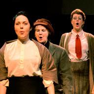 Vital Spark Theatre's Rebel Women