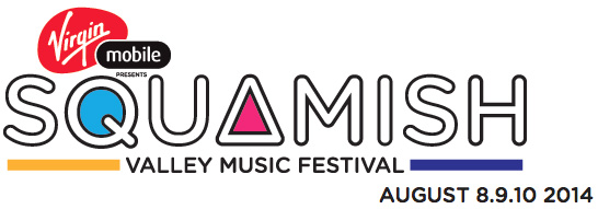 Squamish Valley Music Festival banner