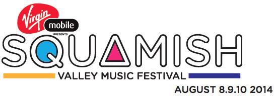 Squamish Valley Music Festival banner