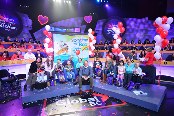Show of Hearts Telethon