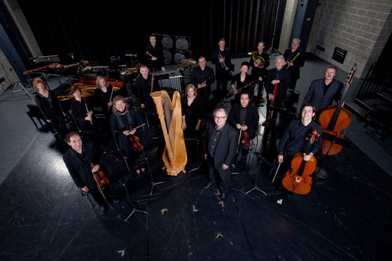 Turning Point Ensemble; photo by Tim Matheson