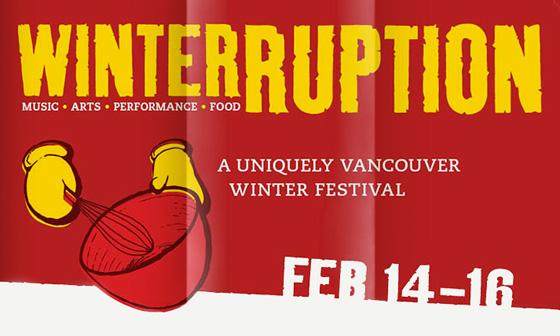 Winterruption banner